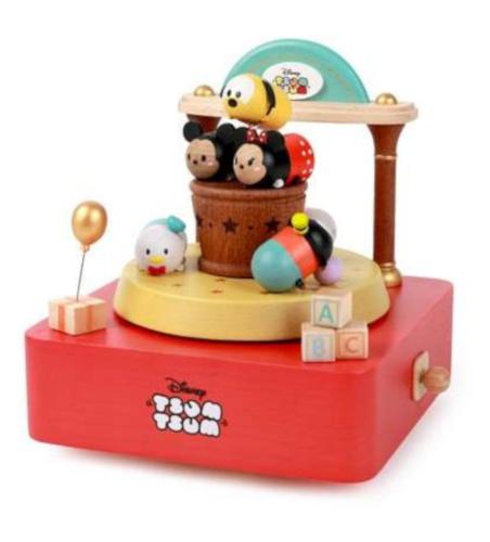 Boite à musique TsumTsum Wonderful life Junior