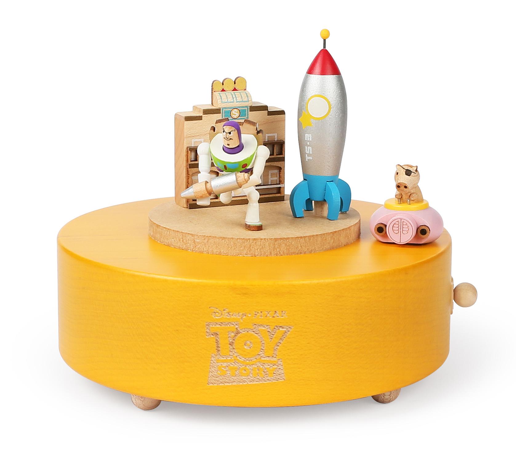 Boite à musique Toy Story Vaisseau de Buzz l\'éclair