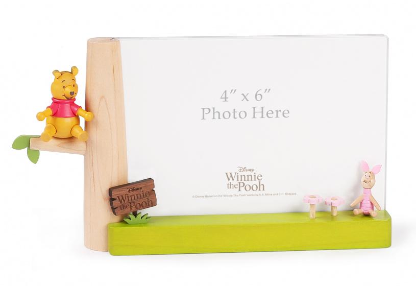 Cadre photo Winnie l\'Ourson