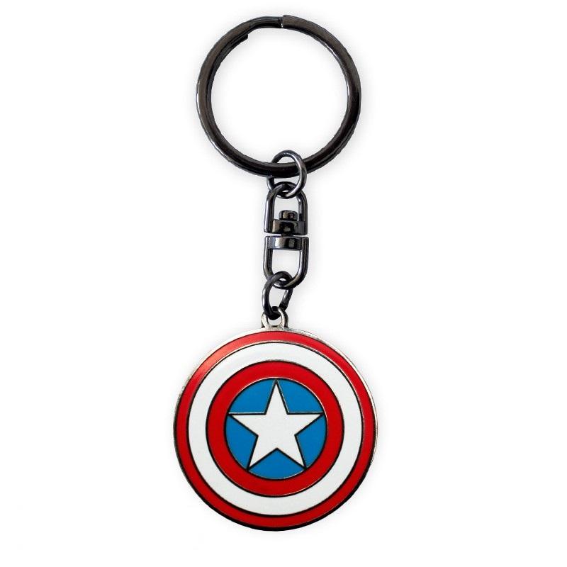 Marvel - Porte clé Bouclier Captain America
