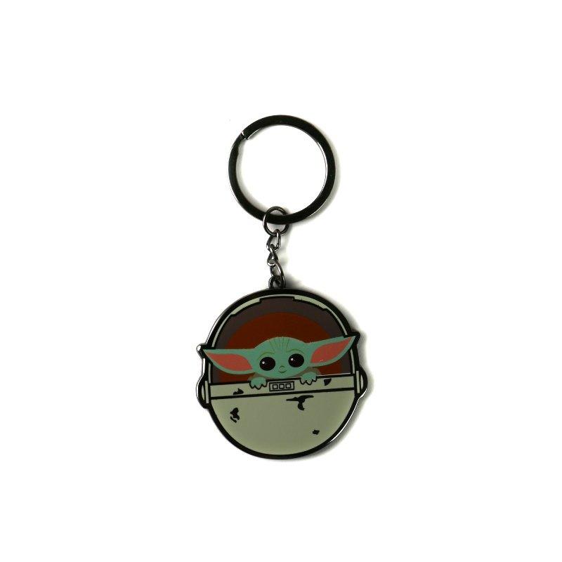 Disney - Porte clé Yoda Mandalorian