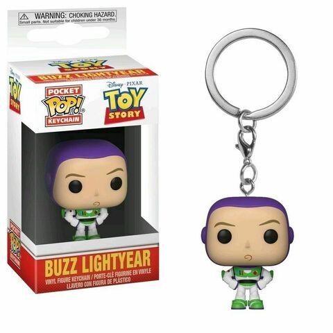 Disney - Porte clé POP Buzz l\'éclair