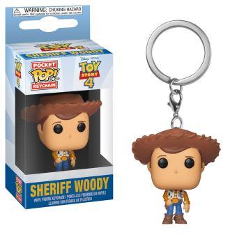 Disney - Porte clé POP Woody