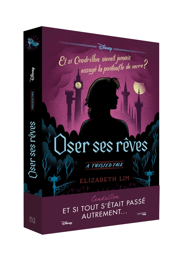 Disney Roman - Oser ses rêves Twisted Tales