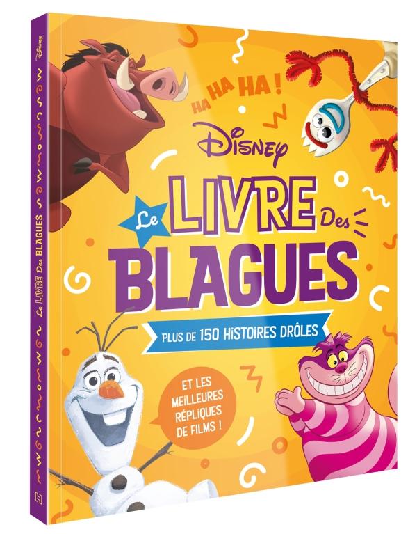 Disney - Le livre des blagues