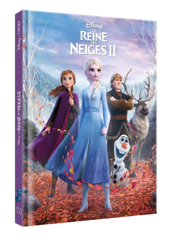 La Reine des Neiges 2 Disney Cinéma - L\'histoire du film