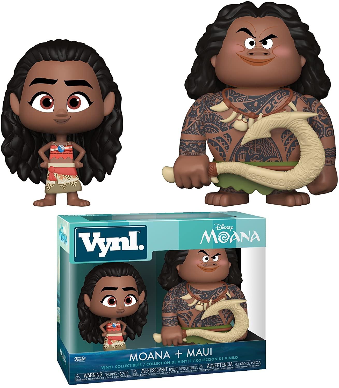 Funko Vynl - Vaiana & Maui