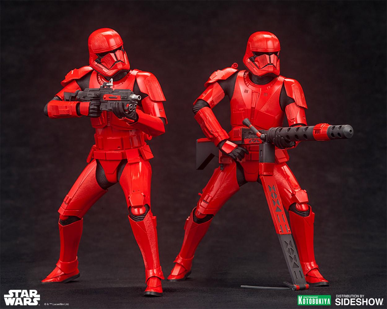Star Wars - Figurine ARTFX Pack Duo Sith Troopers