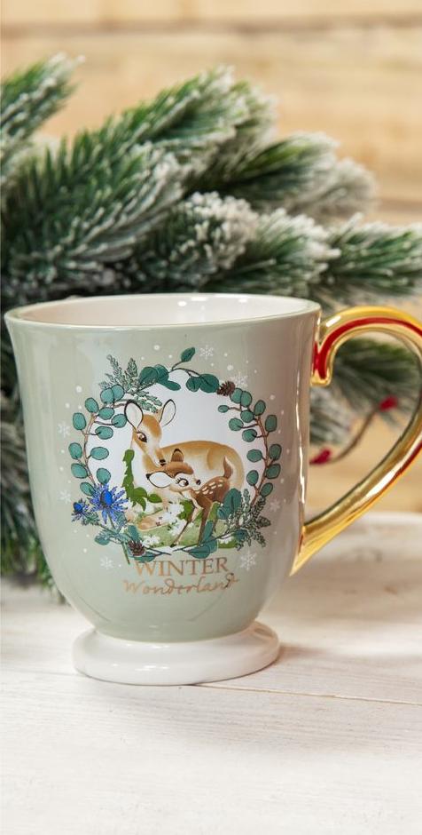 Disney - Mug Bambi Noël