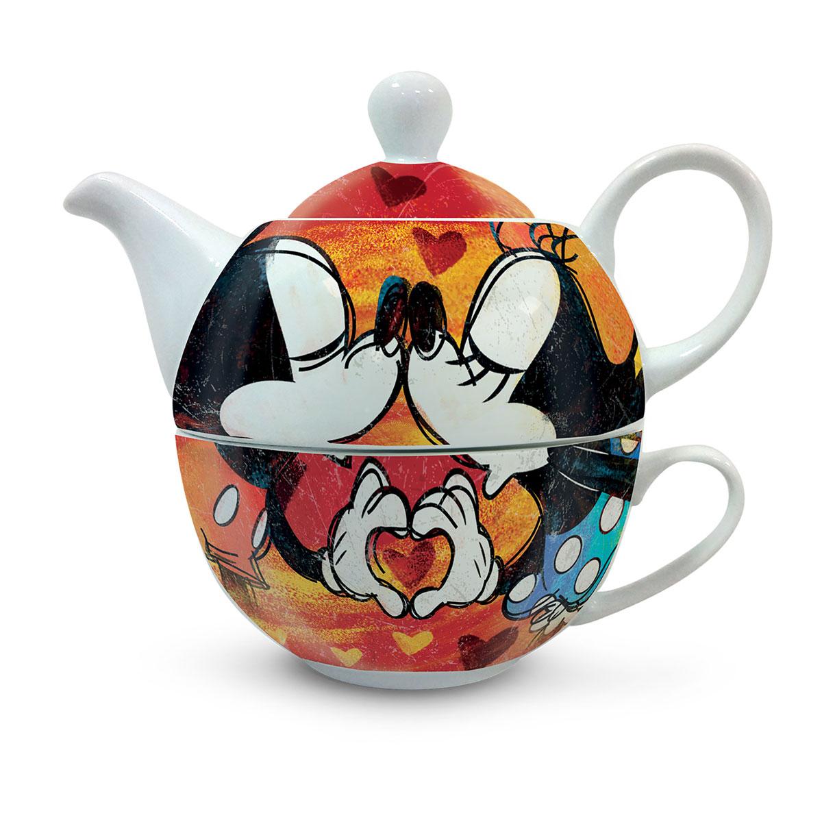 Disney - Théière Mickey & Minnie