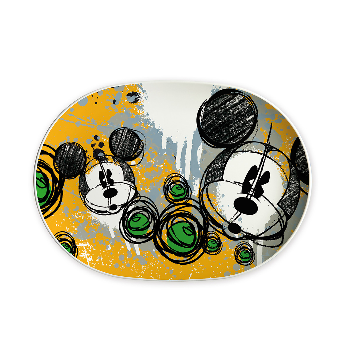 Disney - Plat de service Mickey