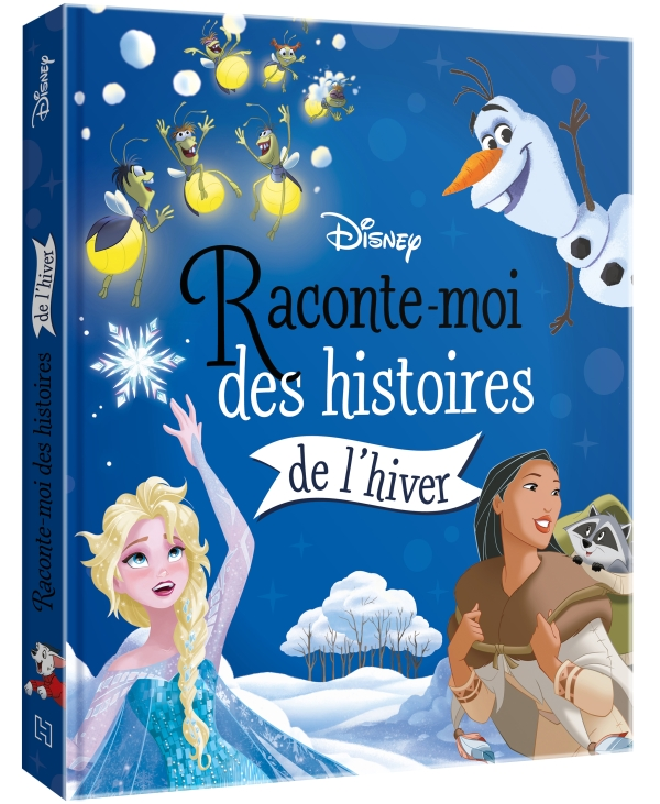 Disney - Raconte moi des histoires de l\'hiver