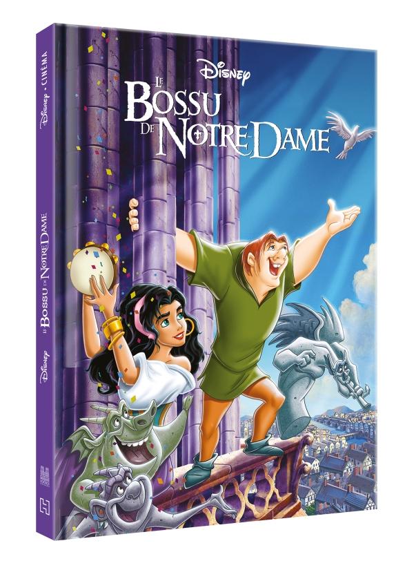 Le Bossu de Notre Dame Disney Cinéma - L\'histoire du film