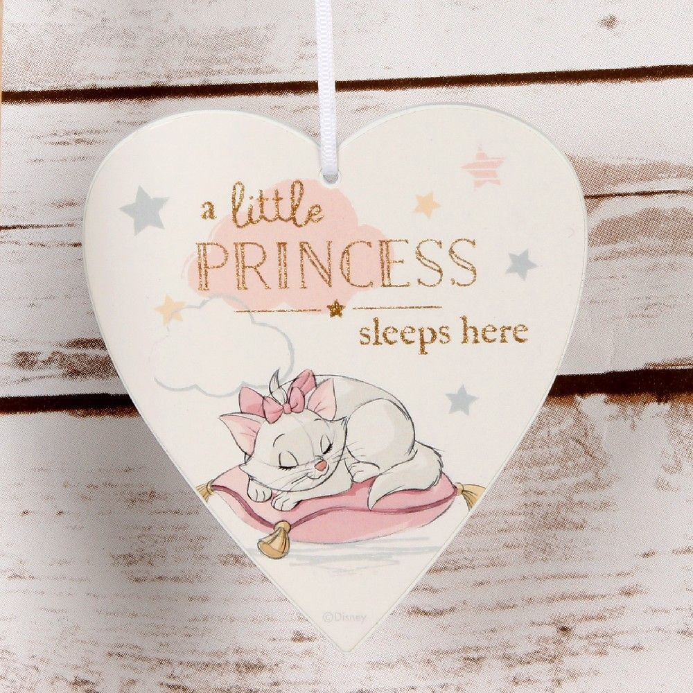 Plaque de porte de chambre Princesses Marie