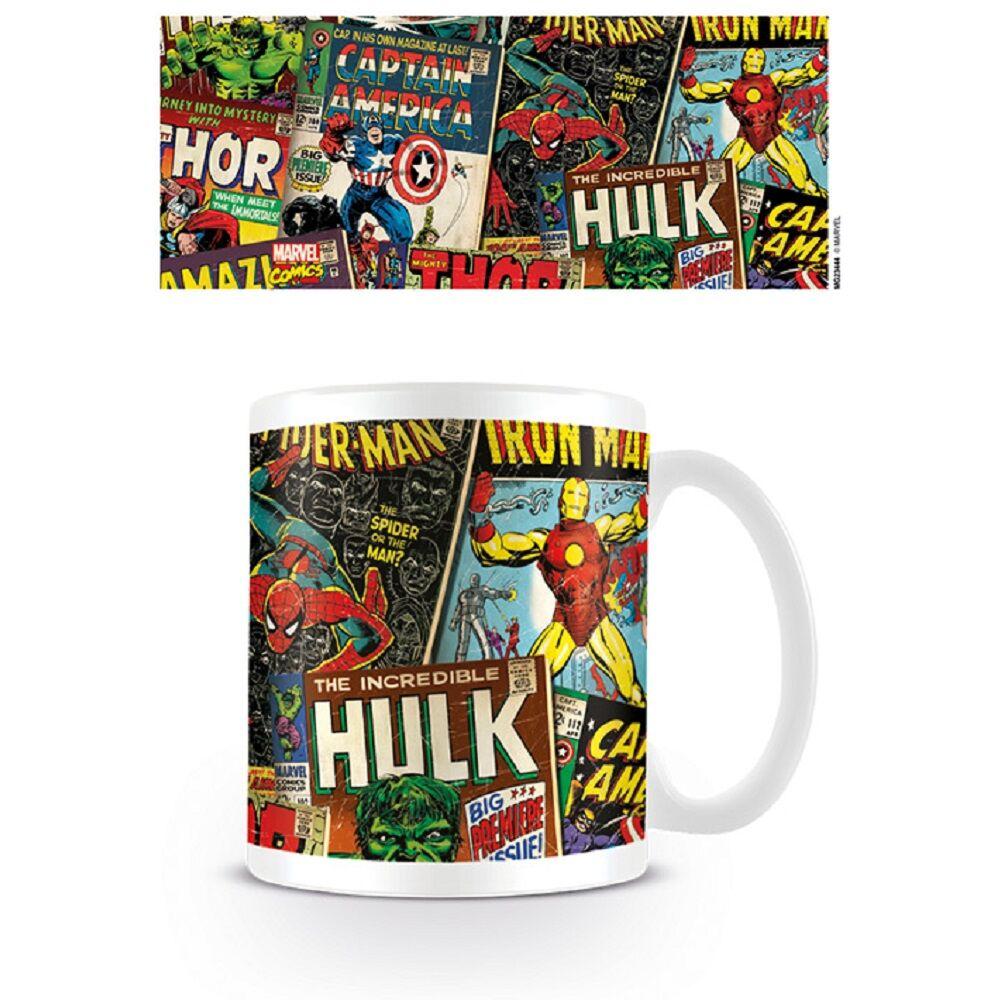 Marvel - Mug Comics Marvel