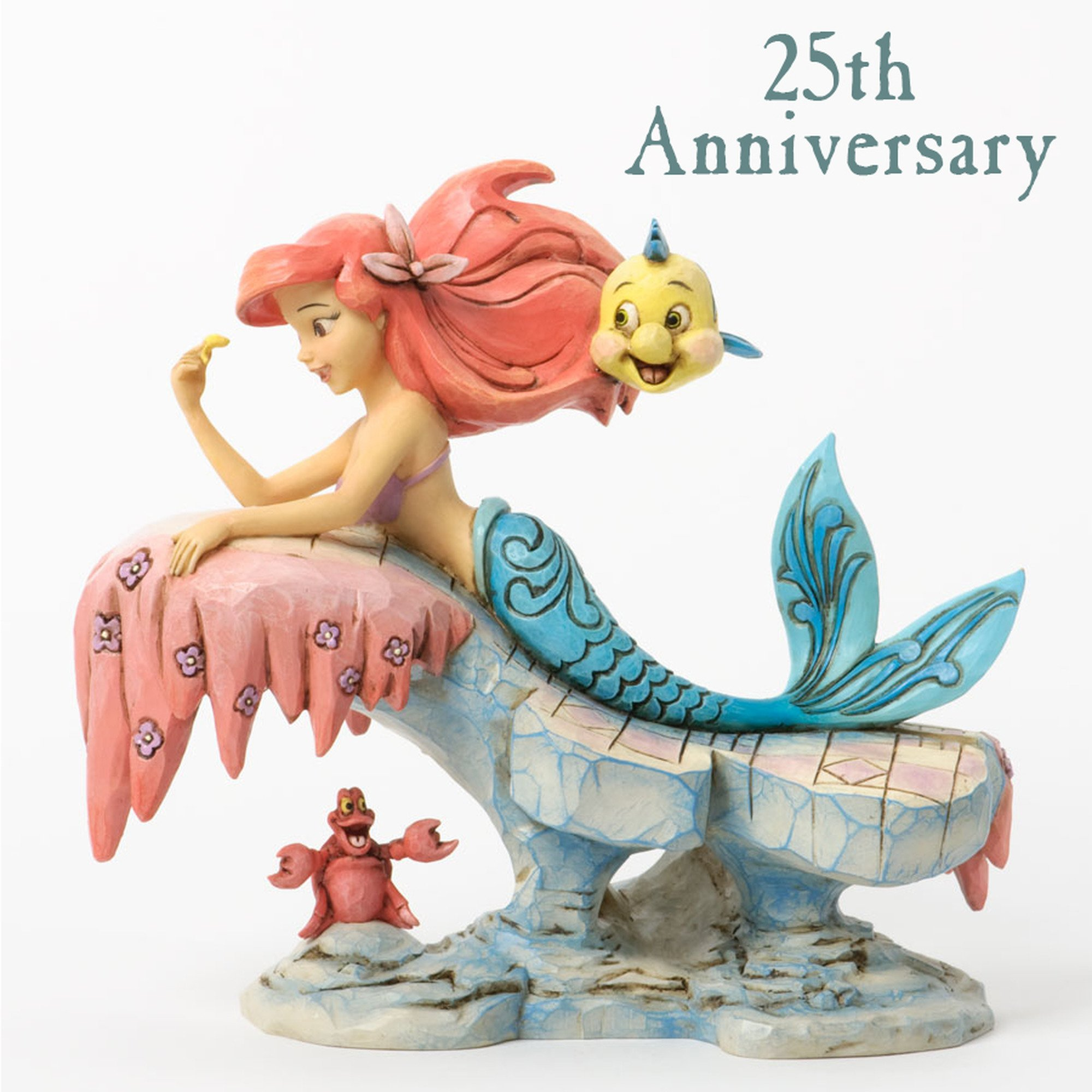 Disney Traditions - Ariel sur le rocher 25ème anniversaire