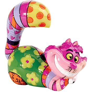 Britto - Mini Chat du Cheshire