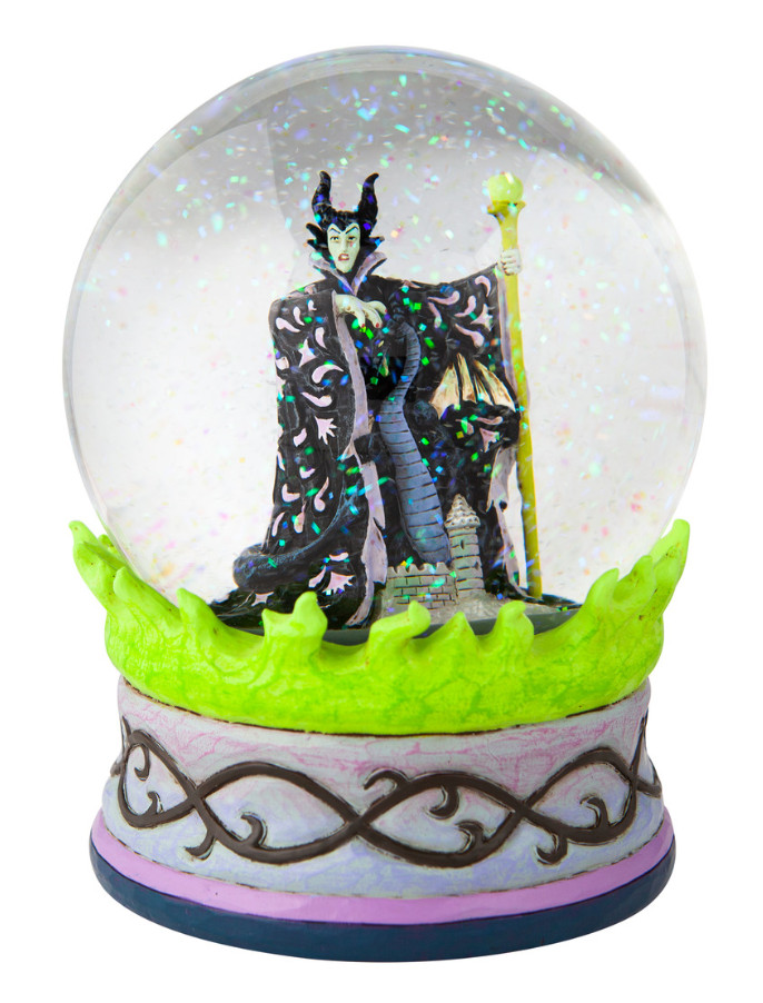 Disney Traditions - SnowGlobe Maléfique
