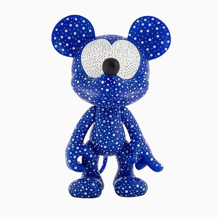 Figurine de collection - Mickey Sparkling par Thomas Dariel