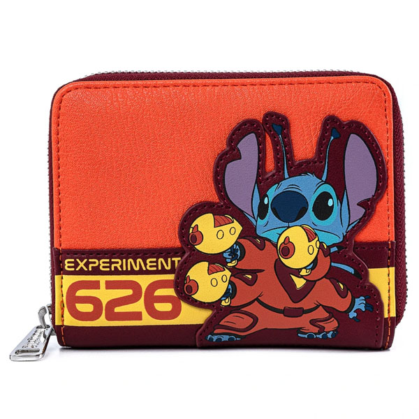 Disney - PorteFeuille Loungefly Stitch Experience 526