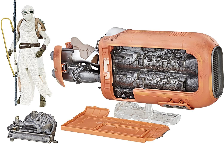 Star Wars - The Black Series Rey's Speeder