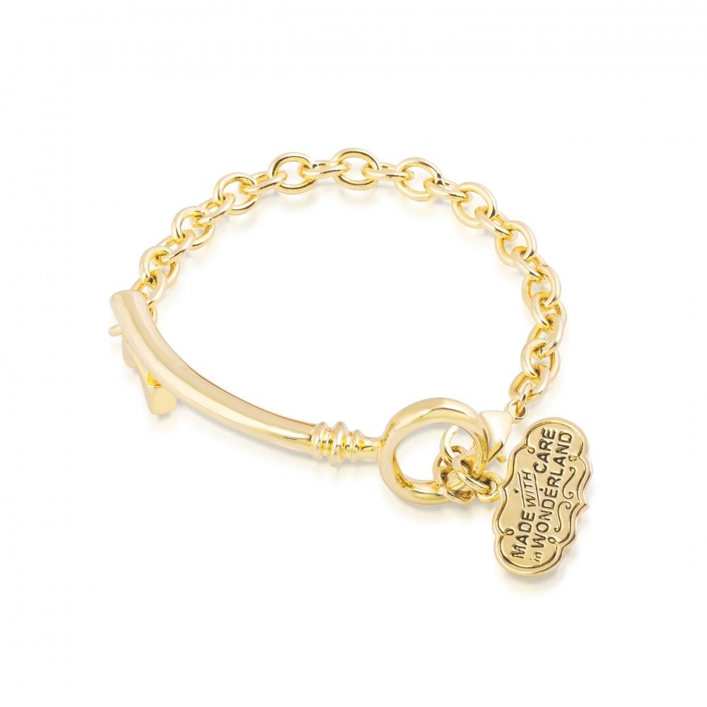 Bracelet Clé Alice au pays des merveilles