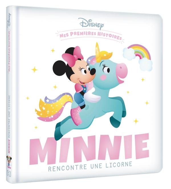 Minnie rencontre une licorne