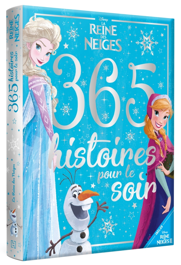 365 histoires pour le soir - La Reine des neiges