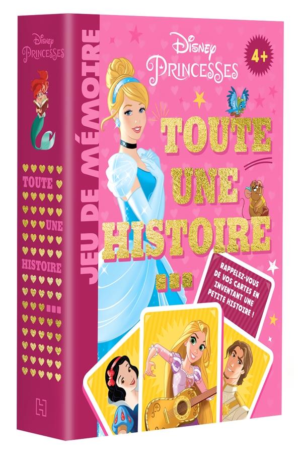 Disney - Jeu de cartes Toute une histoire