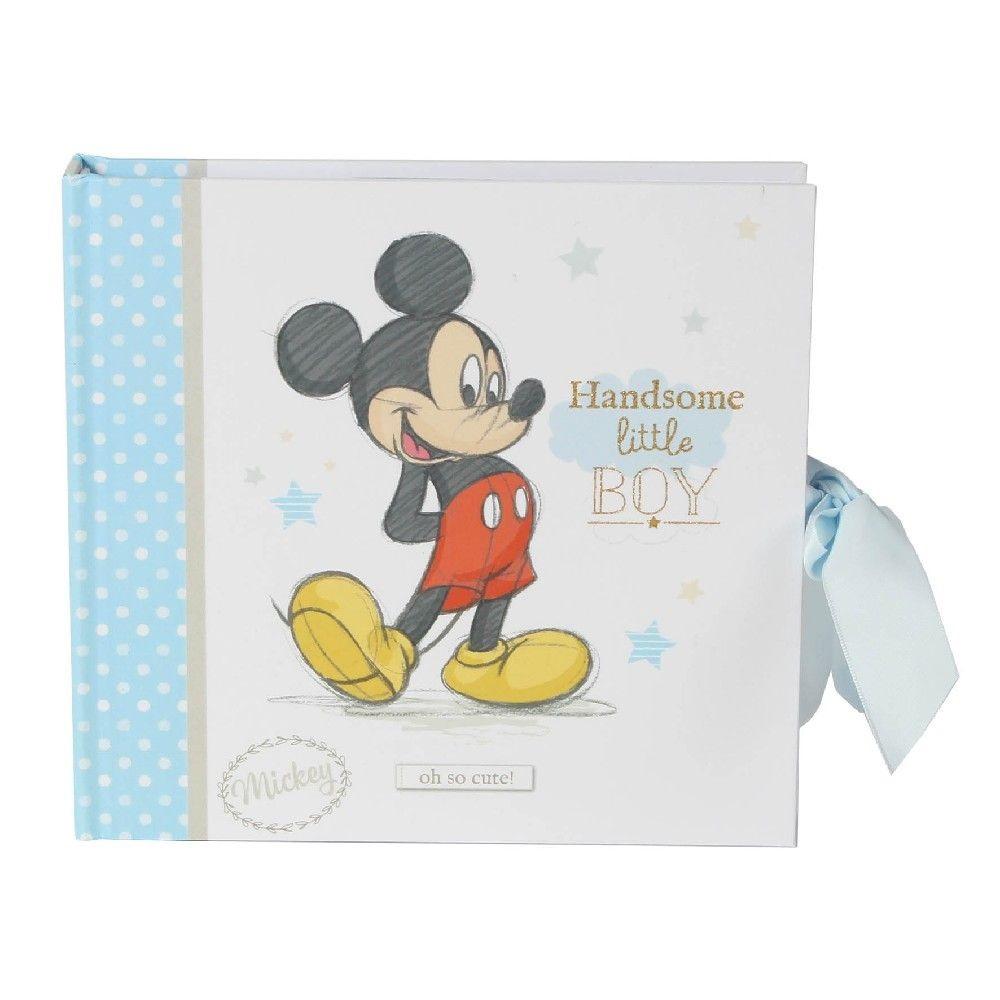 Album photo Mickey Mouse