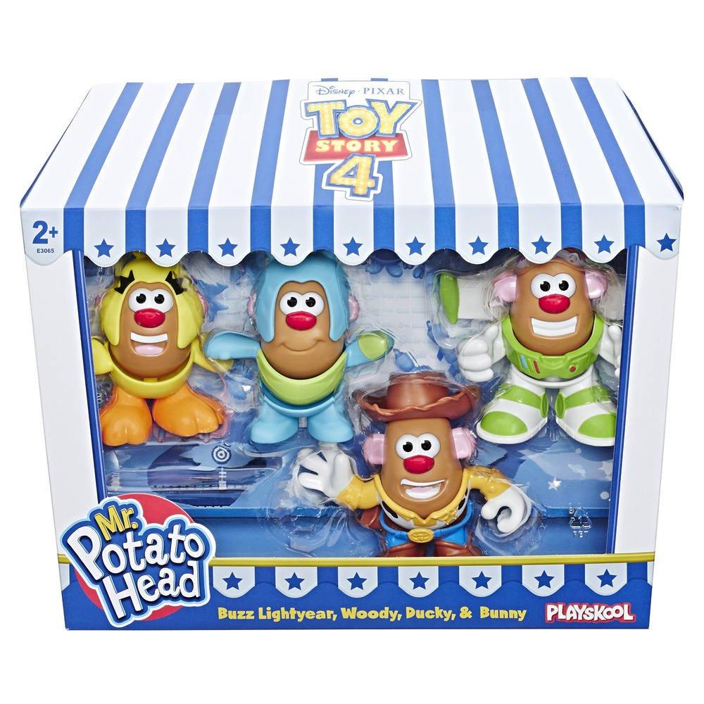 Disney - 4 Mini Monsieur Patate Toy Story