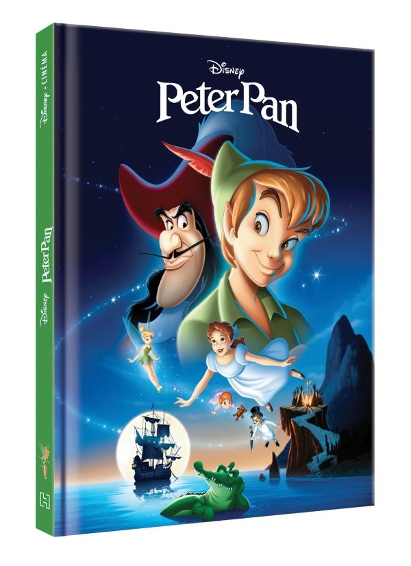 Peter Pan Disney Cinéma - L\'histoire du film
