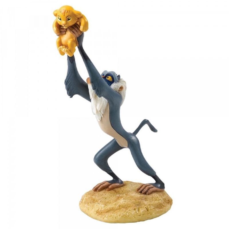 Disney Enchanting Rafiki & Simba A king is Born