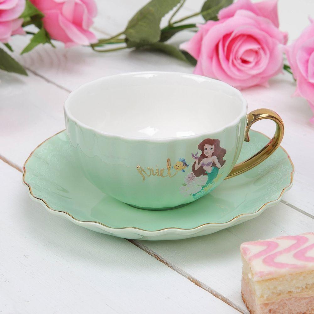 Tasse + Sous-tasse Ariel