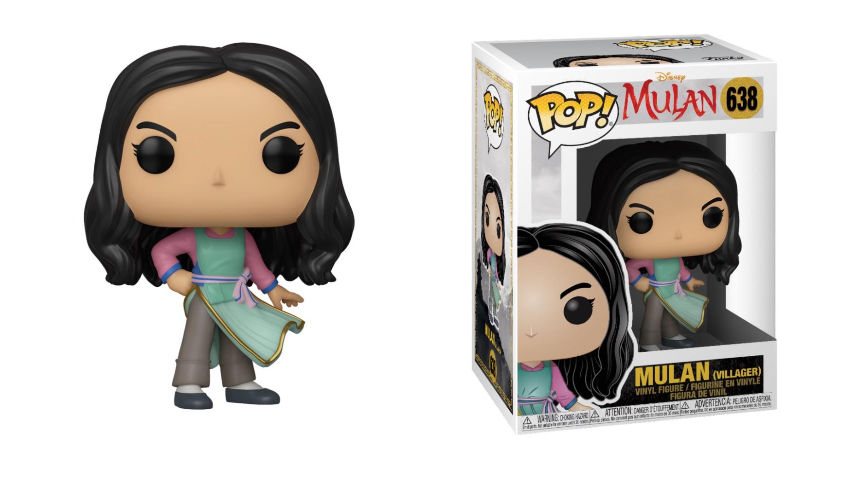 POP 638 ! Mulan as Villager