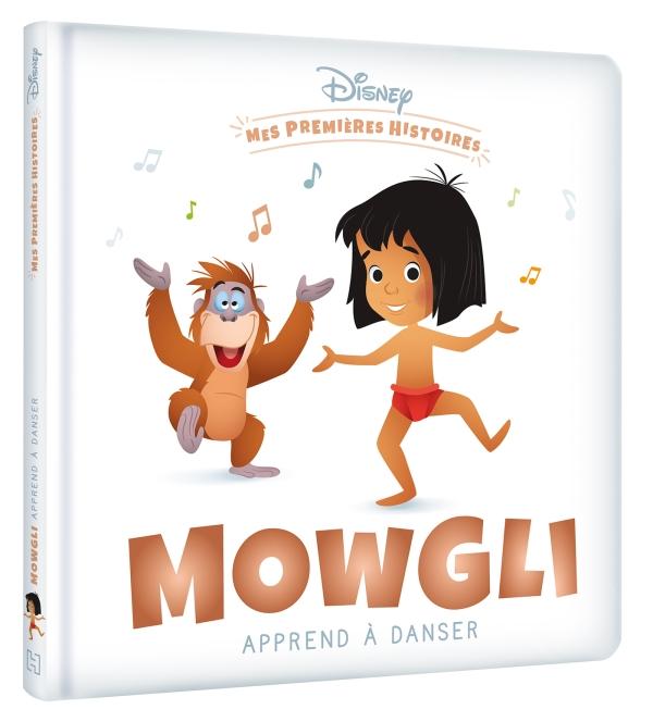 Mowgli apprend à danser