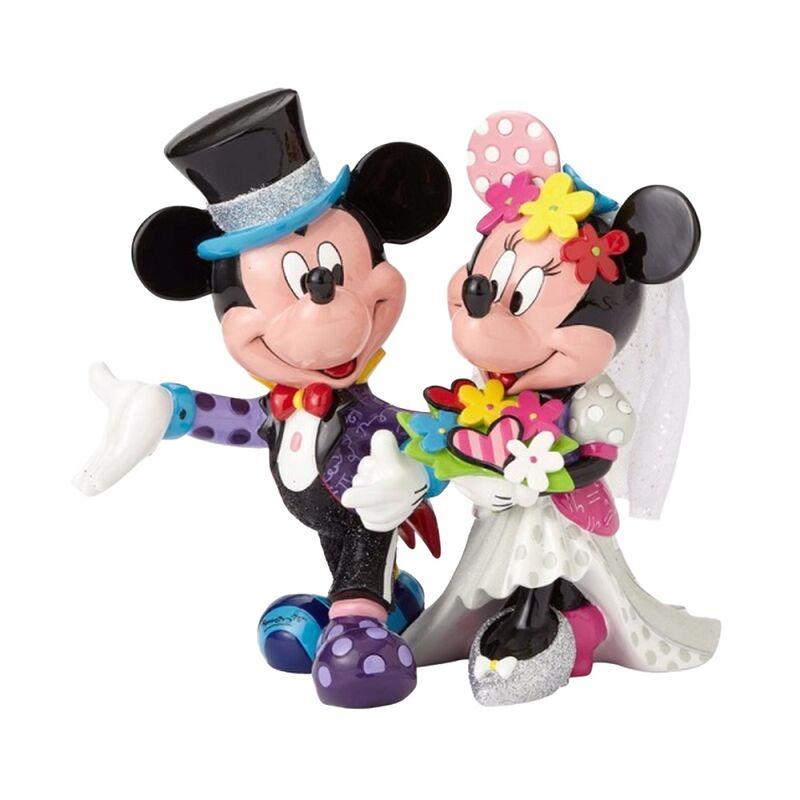 Britto - Mickey & Minnie mariés