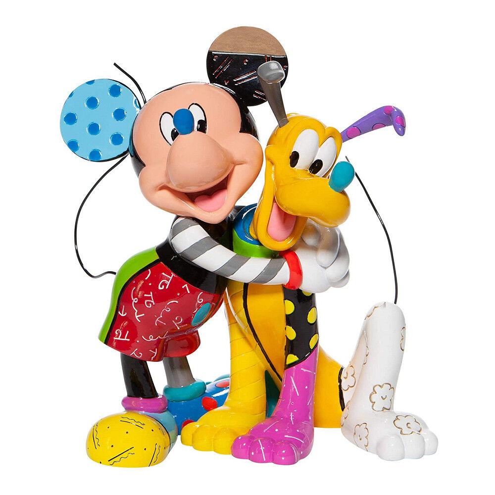 Britto - Figurine Mickey et Pluto