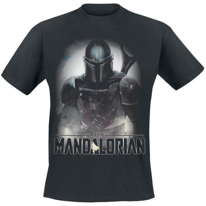 Tee Shirt Mandalorian Adulte