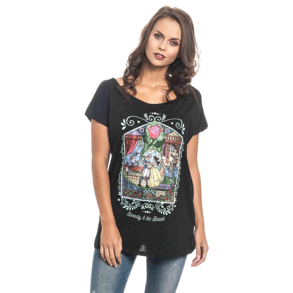 Tee Shirt Belle et la Bête Adulte