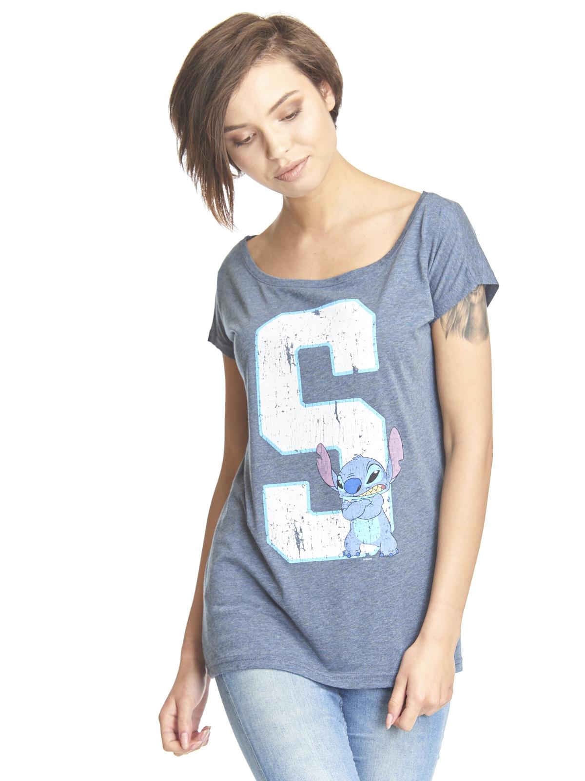 Tee Shirt Lilo et Stitch Adulte