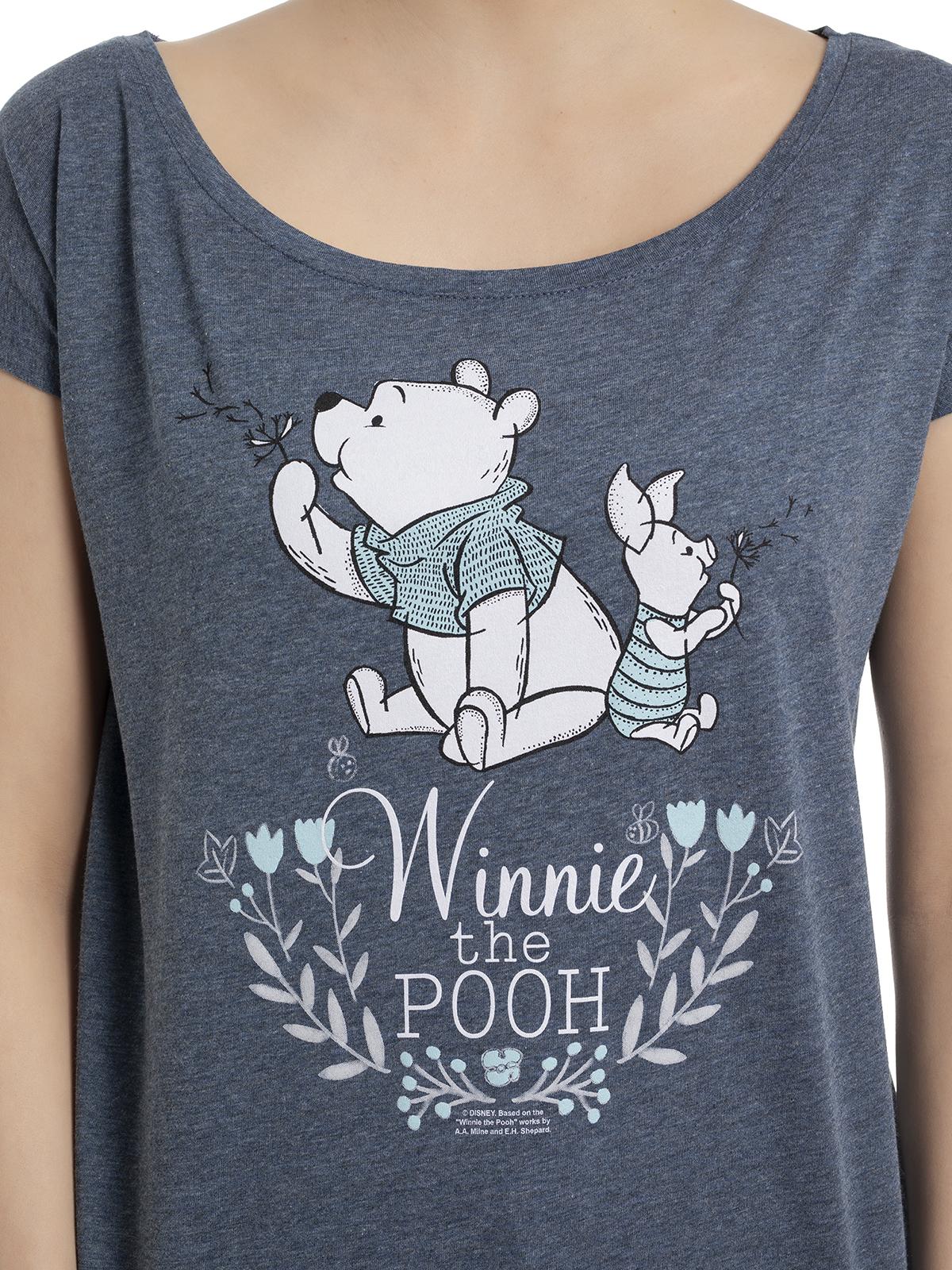 Tee Shirt Winnie l\'ourson Adulte