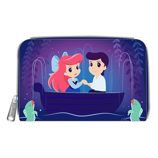 Pré-Co - Disney - Porte Feuille La Petite Sirène Gondole