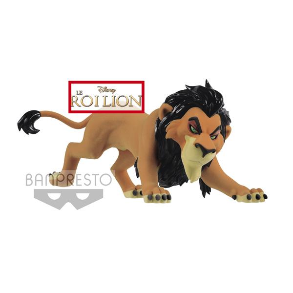 Figurine Fluffy Puffy - Scar