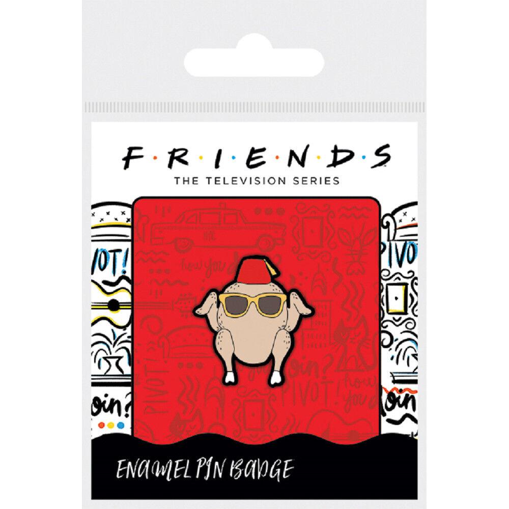 Friends - Pins Dinde Cool Turkey