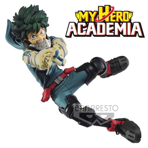 Préco - My Hero Academia Amazing Heroes Vol13 Izuku Midoriya 15cm