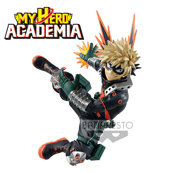 Préco - My Hero Academia Amazing Heroes Vol14 Katsuki Bakugo 12cm