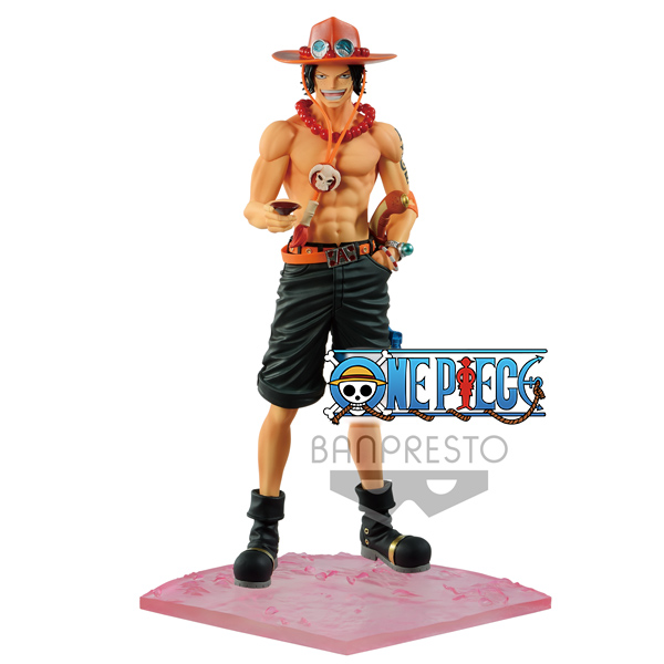 One Piece - Magazine Special Episode Luff 2 Portgas D Ace
