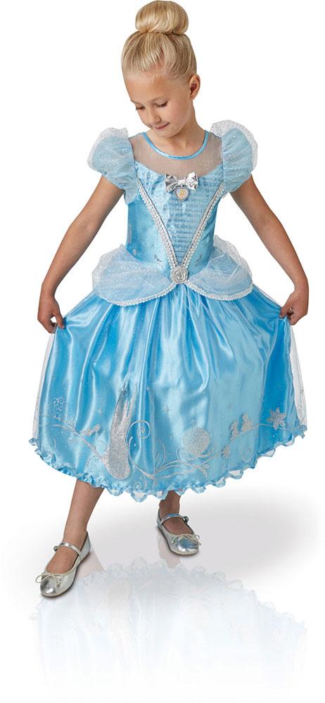 Disney - Déguisement Cendrillon Princesse