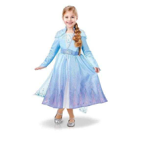 Disney - Déguisement Elsa Reine des Neiges 2